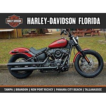 2018 Harley-Davidson Softail Street Bob for sale 200521587