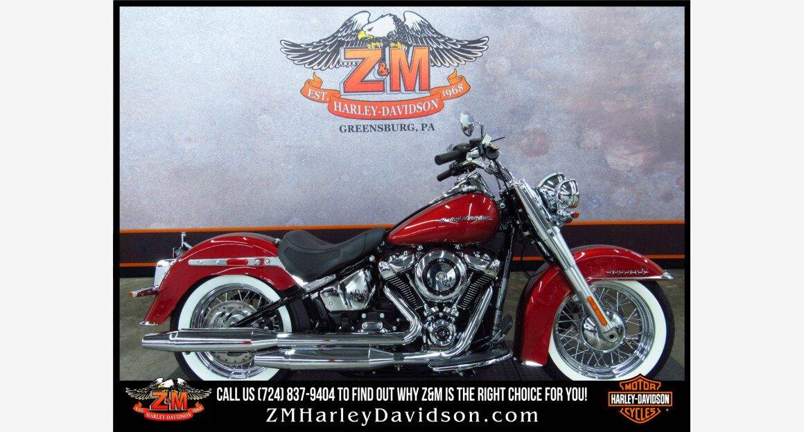 2018 Harley-Davidson Softail for sale 200522841