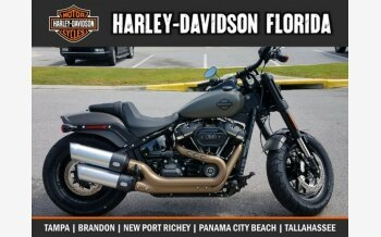 2018 Harley-Davidson Softail Fat Bob 114 for sale 200523583