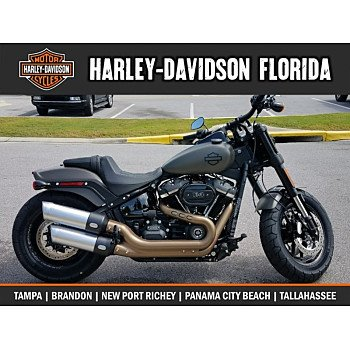 2018 Harley-Davidson Softail Fat Bob 114 for sale 200523583