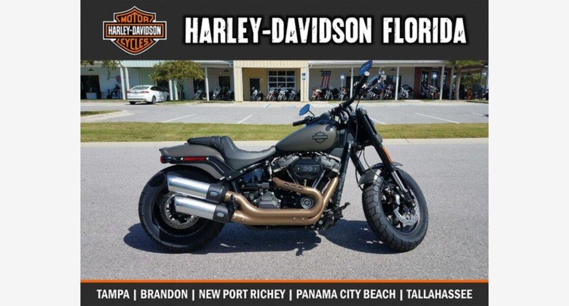 2018 Harley-Davidson Softail Fat Bob 114 for sale 200523714