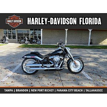 2018 Harley-Davidson Softail Fat Boy for sale 200529885