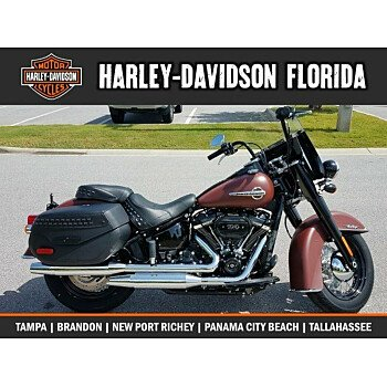 2018 Harley-Davidson Softail Heritage Classic 114 for sale 200532993