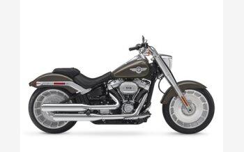 2018 Harley-Davidson Softail Fat Boy 114 for sale 200548279