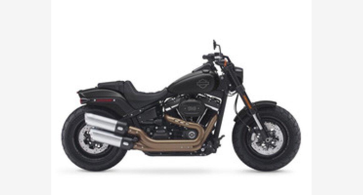 2018 Harley-Davidson Softail Fat Bob 114 for sale 200556971