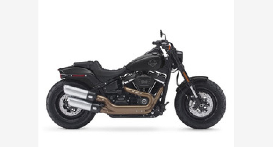 2018 Harley-Davidson Softail Fat Bob 114 for sale 200558074