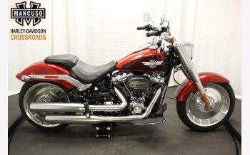 2018 Harley-Davidson Softail Fat Boy 114 for sale 200590256
