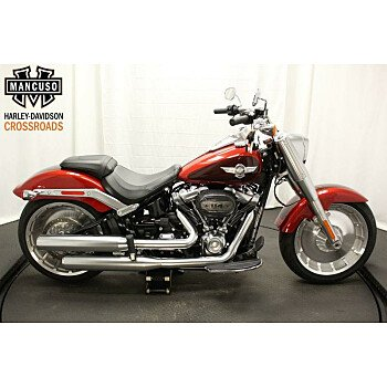 2018 Harley-Davidson Softail Fat Boy 114 for sale 200590256