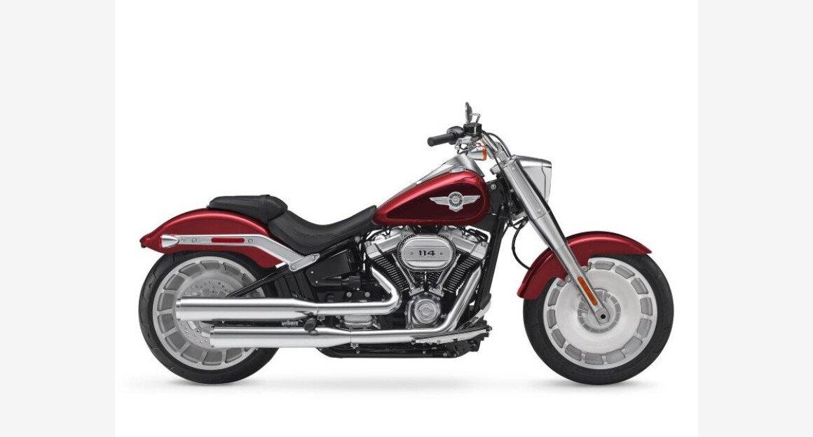 2018 Harley-Davidson Softail Fat Boy 114 for sale 200594622