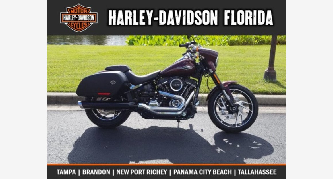2018 Harley-Davidson Softail for sale 200600578