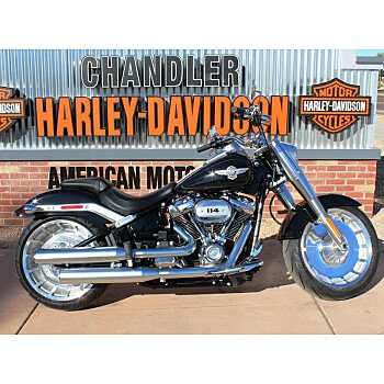 2018 Harley-Davidson Softail Fat Boy for sale 200622767