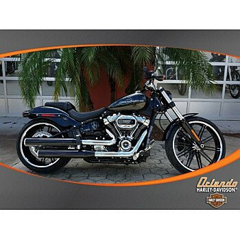 2018 Harley-Davidson Softail for sale 200638562