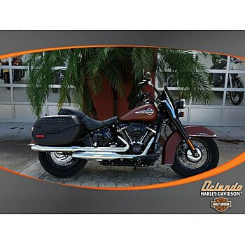 2018 Harley-Davidson Softail for sale 200638568