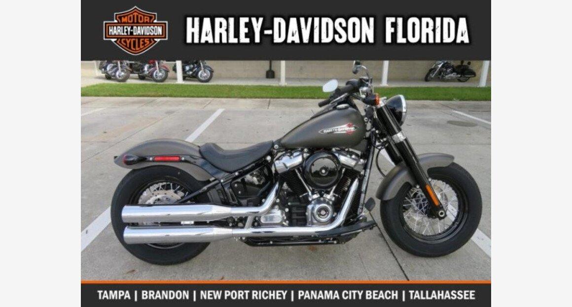 2018 Harley-Davidson Softail Slim for sale 200641938