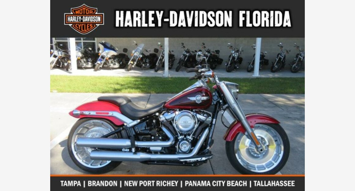 2018 Harley-Davidson Softail Fat Boy for sale 200647585
