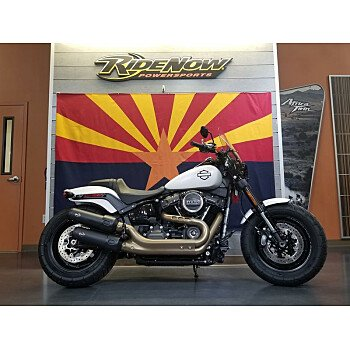 2018 Harley-Davidson Softail Fat Bob for sale 200661997