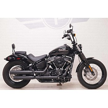2018 Harley-Davidson Softail Street Bob for sale 200700217