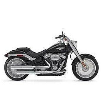 2018 Harley-Davidson Softail 115th Anniversary Fat Boy 114 for sale 200708413