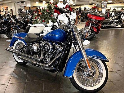 2018 Harley-Davidson Softail for sale 200603584