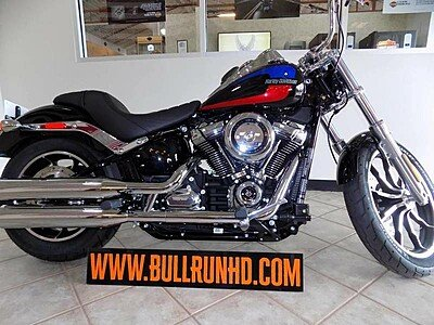 2018 Harley-Davidson Softail for sale 200603590