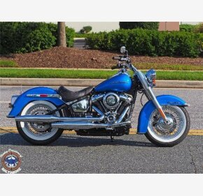 2018 Harley-Davidson Softail Deluxe for sale 200641033