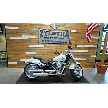 2018 Harley-Davidson Softail Fat Boy for sale 200643581