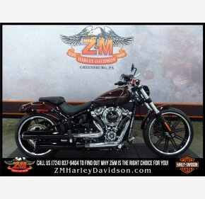 2018 Harley-Davidson Softail for sale 200648406
