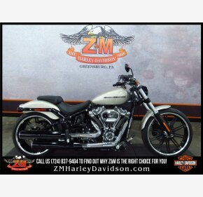 2018 Harley-Davidson Softail for sale 200652800