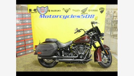 2018 Harley-Davidson Softail Heritage Classic 114 for sale 200665335