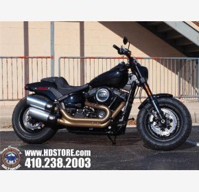 2018 Harley-Davidson Softail Fat Bob for sale 200701575