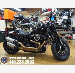 2018 Harley-Davidson Softail Fat Bob for sale 200701575