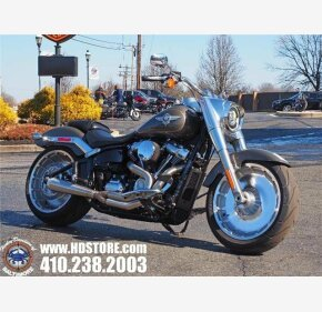 2018 Harley-Davidson Softail Fat Boy 114 for sale 200703651