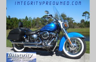 2018 Harley-Davidson Softail Deluxe for sale 200710715