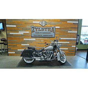 2018 Harley-Davidson Softail Deluxe for sale 200716947