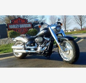 2018 Harley-Davidson Softail Fat Boy 114 for sale 200722355