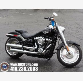 2018 Harley-Davidson Softail Fat Boy for sale 200734278