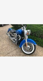 2018 Harley-Davidson Softail Deluxe for sale 200753628