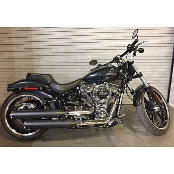 2018 Harley-Davidson Softail Breakout for sale 200764800