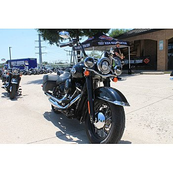 2018 Harley-Davidson Softail Heritage Classic for sale 200773105
