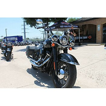 2018 Harley-Davidson Softail Heritage Classic for sale 200773106