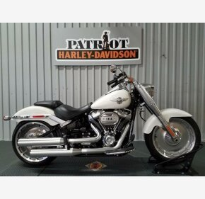 2018 Harley-Davidson Softail Fat Boy 114 for sale 200773910