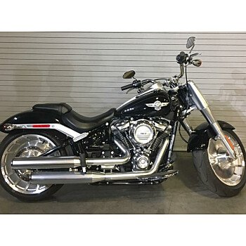 2018 Harley-Davidson Softail Fat Boy for sale 200776059