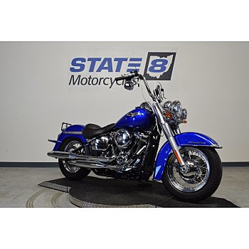 2018 Harley-Davidson Softail Deluxe for sale 200787111
