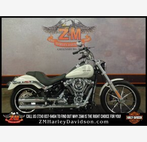 2018 Harley-Davidson Softail Low Rider for sale 200798114