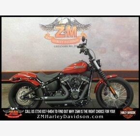 2018 Harley-Davidson Softail for sale 200801050