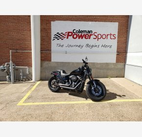 2018 Harley-Davidson Softail Fat Bob for sale 200801900