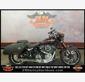 2018 Harley-Davidson Softail for sale 200802876