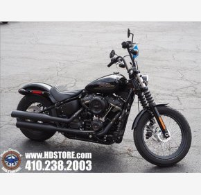 2018 Harley-Davidson Softail Street Bob for sale 200803089
