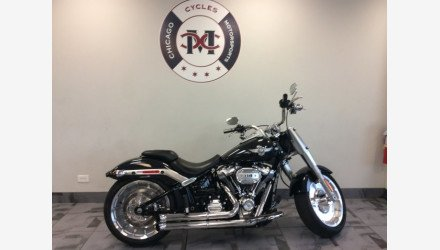 2018 Harley-Davidson Softail Fat Boy 114 for sale 200807767