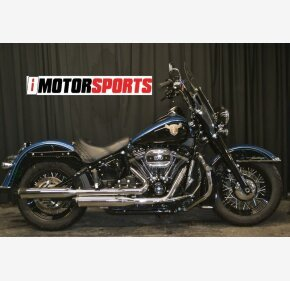 2018 Harley-Davidson Softail 115th Anniversary Heritage Classic 114 for sale 200810296